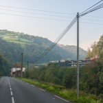 Photos - The Hills of Central France to the Spanish Border