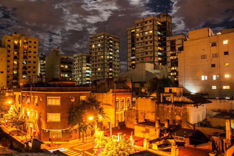 Balvanera, Buenos Aires